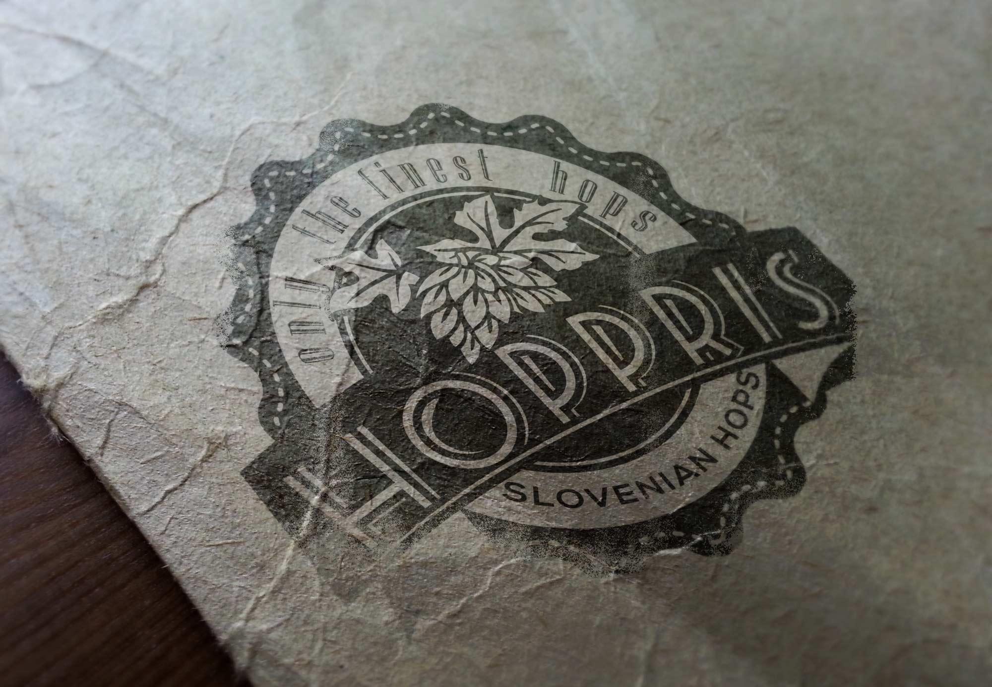 Prenova logotipa Hoppris